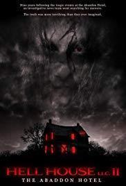 Hell House LLC II: The Abaddon Hotel cover art