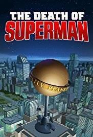 The Death of Superman cover art