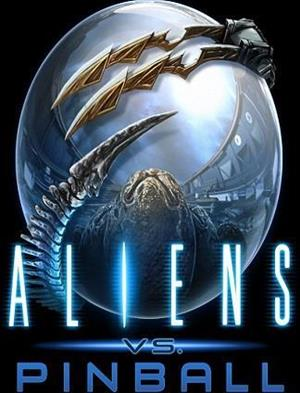 Aliens vs. Pinball cover art