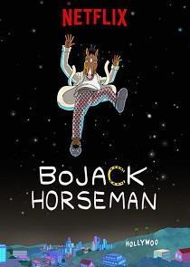 BoJack Horseman Season 3 cover art