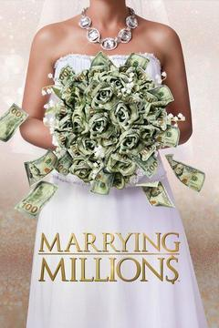 Marrying Millions Season 1 cover art