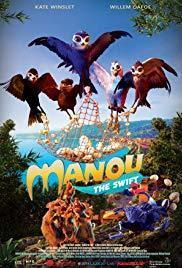 Manou the Swift cover art