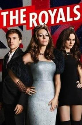 The Royals Season 4 cover art