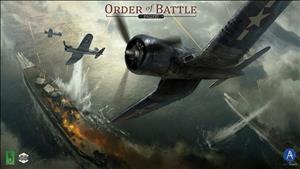 Order of Battle: Pacific cover art