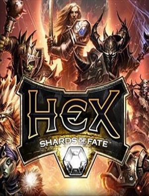 HEX: Shards of Fate cover art