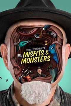 Bobcat Goldthwait's Misfits & Monsters Season 1 cover art