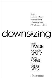 Downsizing cover art