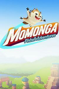 Momonga Pinball Adventures cover art