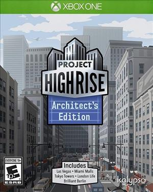 Project Highrise: Architect's Edition cover art