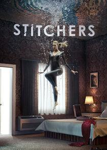 Stitchers Season 2 cover art