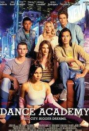 Dance Academy: The Movie cover art