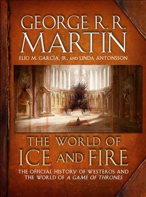 The World of Ice and Fire cover art