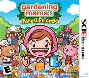 Gardening Mama 2: Forest Friends cover art