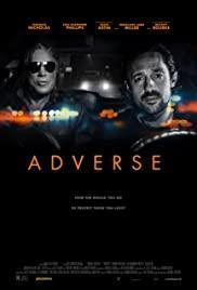 Adverse cover art