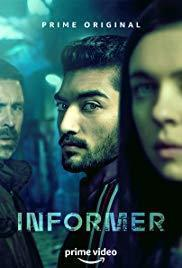 Informer Season 1 cover art