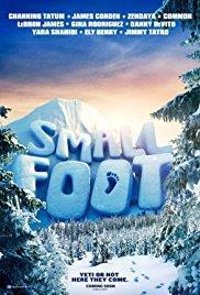 Smallfoot cover art