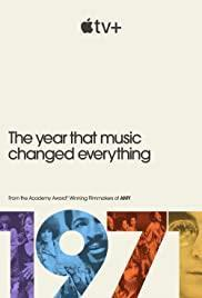1971: The Year That Music Changed Everything cover art