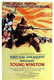 Young Winston cover art