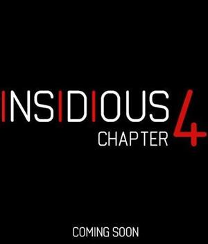Insidious Chapter 4 cover art