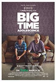 Big Time Adolescence cover art