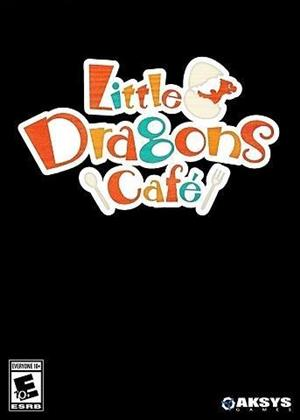 Little Dragons Cafe cover art