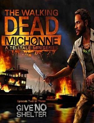 The Walking Dead: Michonne Episode 2 - Give No Shelter cover art