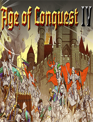 Age of Conquest IV cover art