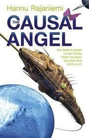 The Causal Angel (Hannu Rajaniemi) cover art