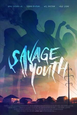 Savage Youth cover art