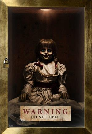 Annabelle: Creation cover art