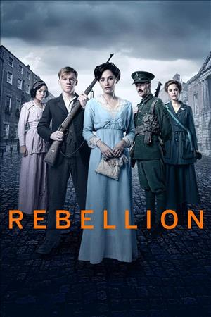 Rebellion Season 2 cover art