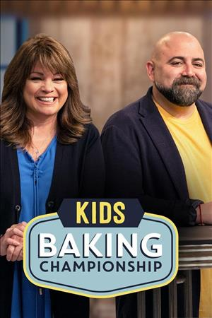 Kids Baking Championship Season 5 cover art