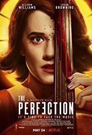 The Perfection cover art