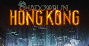 Shadowrun: Hong Kong cover art