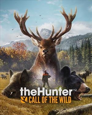 theHunter: Call of the Wild cover art