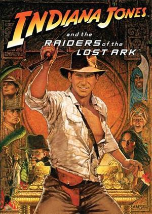 Indiana Jones and the Raiders of the Lost Ark cover art