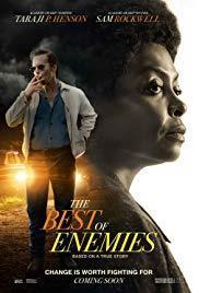 The Best of Enemies cover art