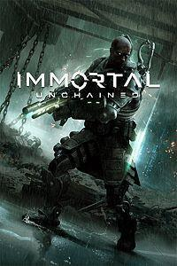 Immortal Unchained cover art