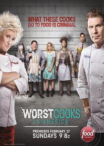 Worst Cooks in America Season 10 cover art