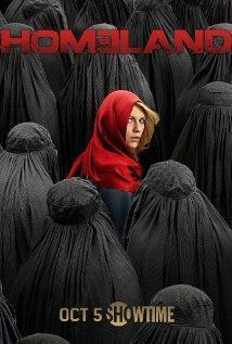 Homeland Season 4 cover art