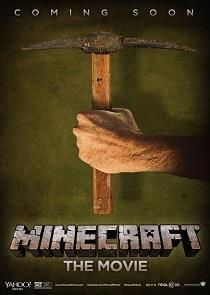 Minecraft the First Movie cover art