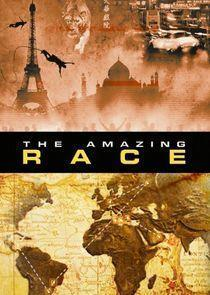 The Amazing Race Season 28 cover art