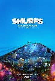 Smurfs: The Lost Village cover art