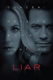 Liar Season 2 cover art
