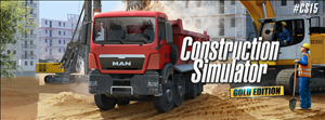 Construction Simulator 2015: Gold Edition cover art
