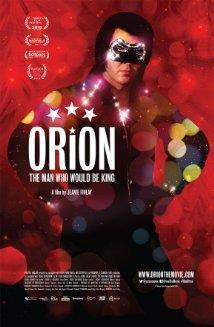 Orion: The Man Who Would Be King cover art