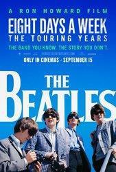 The Beatles: Eight Days a Week - The Touring Years cover art