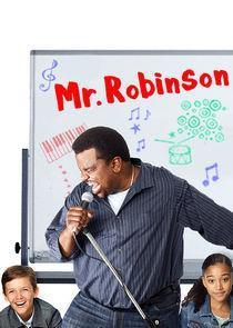 Mr. Robinson Season 1 cover art