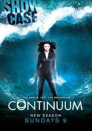 Continuum Season 2 cover art