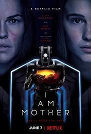 I Am Mother cover art